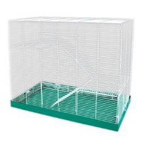 WARE Chew Proof Three Level Small Animal Critter Cage