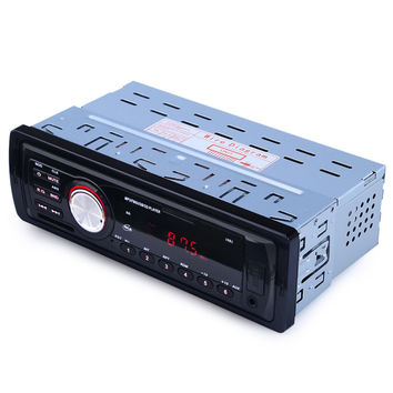1-DIN MP3 Player/FM/SD/AUX/USB Interface Stereo for In-Dash Car Radio Input Receiver