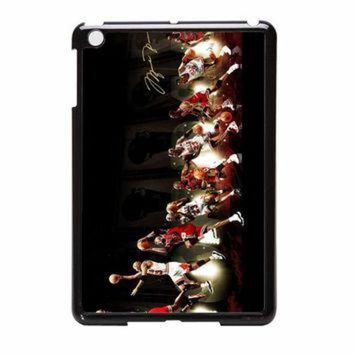 DCKL9 Michael Jordan NBA Chicago Bulls Dunk iPad Mini 2 Case