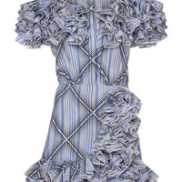 Ruffled Mini Dress | Moda Operandi