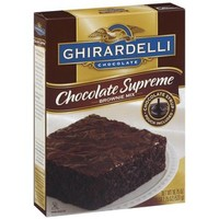 Walmart: Ghirardelli Chocolate Supreme Brownie Mix, 18.75 oz