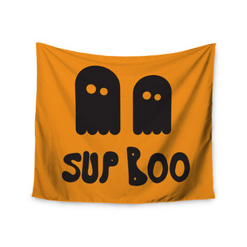 "KESS Original ""Sup Boo"" Wall Tapestry"