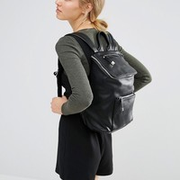 ALDO Backpack With Zip Detail
