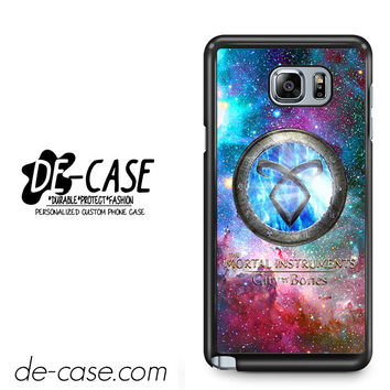 The Mortal Instruments City Of Bones For Samsung Galaxy Note 5 Case Phone Case Gift Present