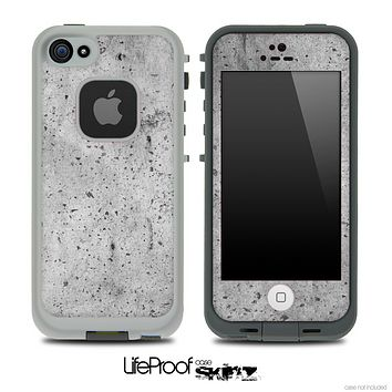 Splattered Paper Skin for the iPhone 5 or 4/4s LifeProof Case