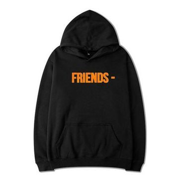 Mens Hoodies Vlone Friends Letter V Print Camouflage Sweatshirts KANYE WEST Military Camo Hoodie Hip hop Fashion Supremitied Hoody S-XXXL