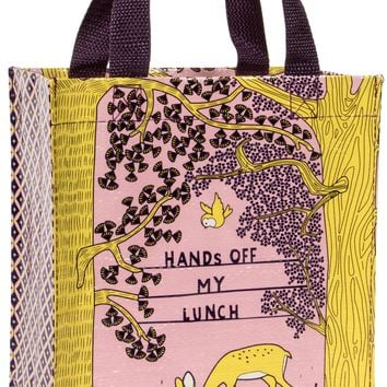 Hands Off My Lunch Handy Tote
