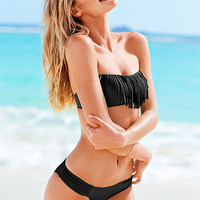 Fringe Bandeau Top - Beach Sexy - Victoria's Secret