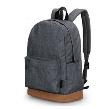 University College Backpack Mara's Dream 2018 Men Male Canvas Candy Color Big Capacity  School Student  Casual Rucksacks Travel Bag GrayAT_63_4