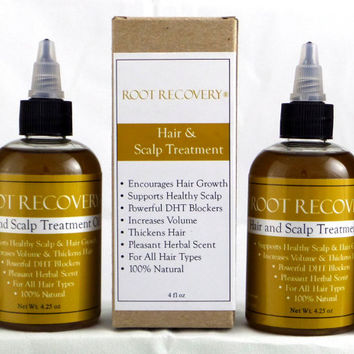 Root Recovery ®  Hair and Scalp Treatment with DHT Blockers  Hair Growth Formula  Free Shipping