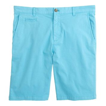 Neal Stretch Twill Shorts in Fiji by Johnnie-O