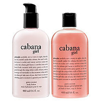 Sephora: Philosophy : Cabana Girl Guava Coconut Body Collection : bath-bath-body