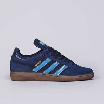 Flatspot - Adidas Busenitz Cargo Brown / Running White / Metallic Gold
