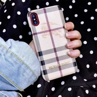 Burberry Monogram Case