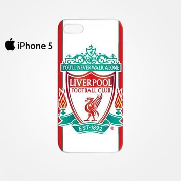 Liverpool Football Club The Reds for Iphone 4/4S Iphone 5/5S/5C Iphone 6/6S/6S Plus/6 Plus 3D Phone case