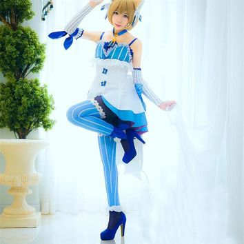 Anime Re Zero Re:Life in a Different World from Zero Felix Argyle cosplay costume with ears and tail full set