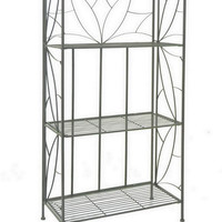 "Benzara 48"" 3 Tier Book Shelf"