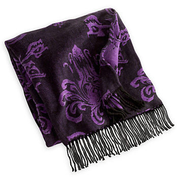 Disney The Haunted Mansion Throw | Disney Store