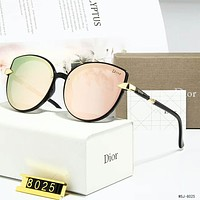 DIOR Fashion New Polarized More Color Women Sunscreen Eyeglasses Glasses