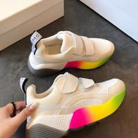 Stella McCartney Eclypse Rainbow Sneakers