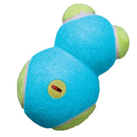 KONG Off/On Squeaker Bear for Dogs, Large, Colors Vary