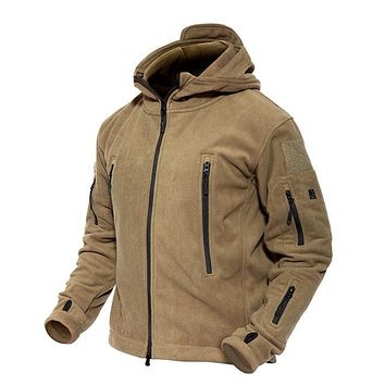 Tactical Thermal Hooded Combat Jacket