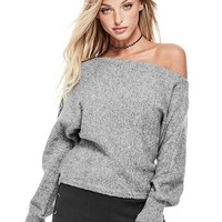 Catarina Off-The-Shoulder Sweater at Guess