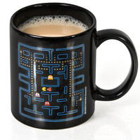 Pac-Man Heat Changing Mug at Firebox.com