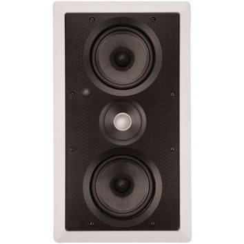 "ARCHITECH PRESTIGE Dual 5.25"" Kevlar LCR In-Wall Speaker PS525 LCRS PS-525 LCRS"