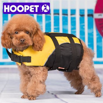 Small Dog pet life jacket safety clothes for surfing swimming vest summer dog puppy swimwear beach vacation bull Pug Yorkshire