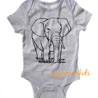 NEW* Elephant Baby Clothes