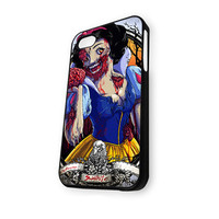 Zombie Snow White iPhone 5/5S Case
