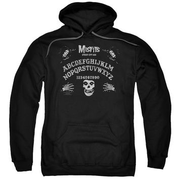Misfits - Ouija Board Adult Pull Over Hoodie