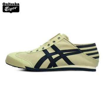 hcxx Top Quality Onitsuka Tiger MEXICO 66 Unisex Shoes Breathable Men Outdoor Shoes Lightweight Women Sneakers TH342N Free Shipping