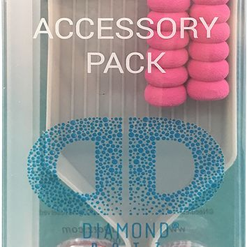 Clear Diamond Dotz Accessory Pack 8/pkg