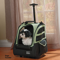 Dog Carrier and Stroller: I-GO 2 Escort, Traveler & Traveler Plus