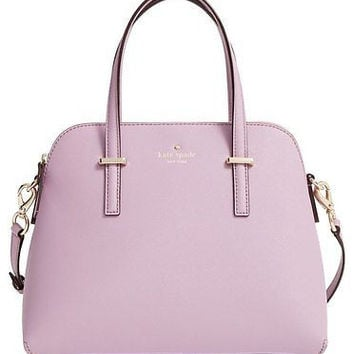 Kate Spade Women's Cedar Street Maise Leather Top-Handle Satchel