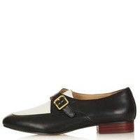 MATIE Two Tone Monk Shoe - New In This Week - New In - Topshop USA
