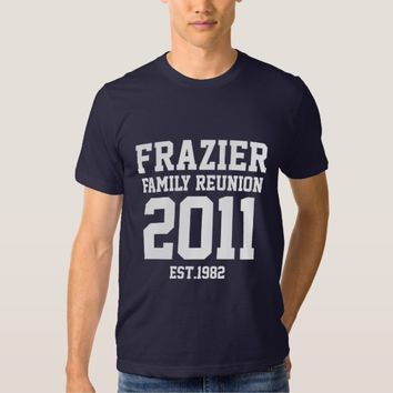 FAMILY REUNION TEE SHIRT