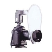 Mini Plank DSLR Camera Lens Flash Diffuser - PRS6008