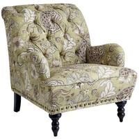 Chas Armchair - Sage Meadow