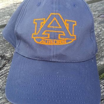 Vintage University of Auburn Tigers  snapback hat cobra cap bo Jackson