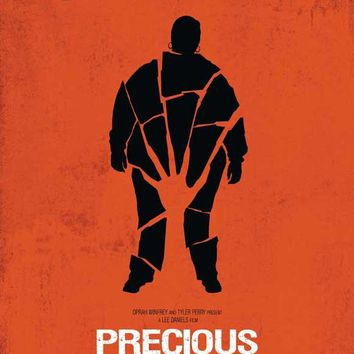 Precious: Based on the Novel Push by Sapphire 27x40 Movie Poster (2009)