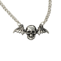 Avenged Sevenfold Deathbat Necklace