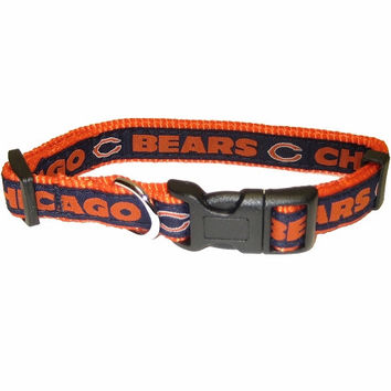 Chicago Bears Collar Large