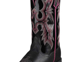 Ariat Women's Tombstone Western Boots, Black - 10005866