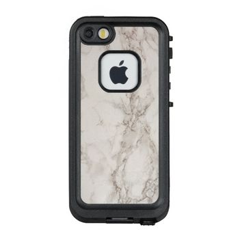 Marble Stone LifeProof FRĒ iPhone SE/5/5s Case