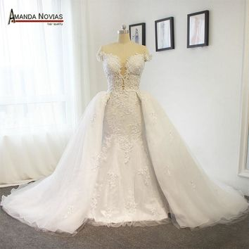 Sara Chaparyan Wedding Dress