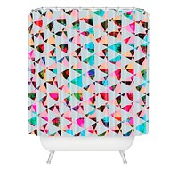 Caleb Troy Indie Mute Shower Curtain