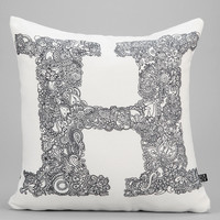 Martin Bunyi For DENY Isabet H Pillow - Urban Outfitters